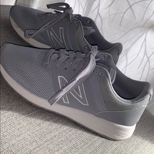 New balance lavender sneakers